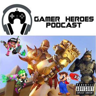 Gamer Heroes 23: Doomfist Arrives