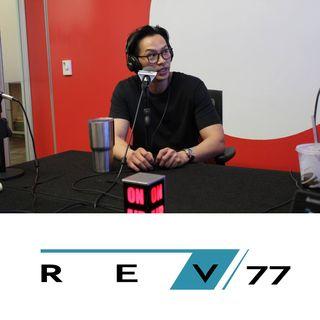 REV77 President Yong Lee E3
