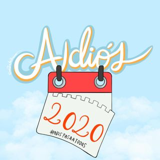 ¡Adiós 2020!