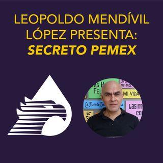 Leopoldo Mendívil López presenta Secreto PEMEX FIL Guadalajara