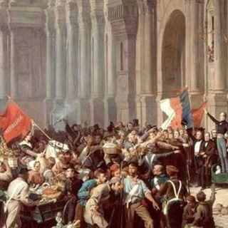 Le società segrete e i moti rivoluzionari del 1820-21