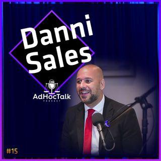 Promotor de Justiça - Danni Sales - AdHoc Podcast #015