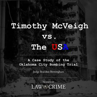 10: Interview With Journalist and Timothy McVeigh Biographer Lou Michel