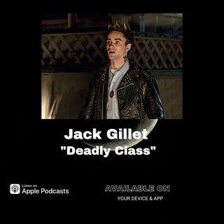 Jack Gillet Deadly Class