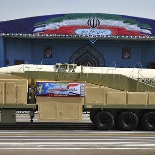 Iran Defies US Unveils Latest Missle