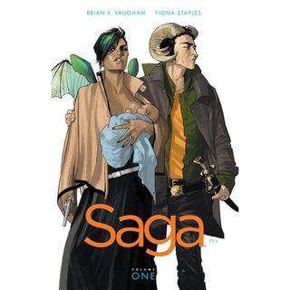 """Source Material #148 - """"Saga"""" Volume 1 (Image) (2012)"""