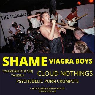 12. ¡Adiós vacaciones! Viagra Boys, Psychedelic Porn Crumpets, Shame y más
