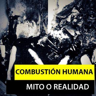 ¿Mito o realidad? ¿La combustión humana espontánea?