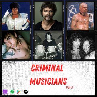 Criminal Musicians (Episode 1)