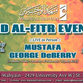 Eid ul-Fitr Event 1436h