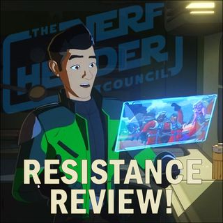 """Star Wars Resistance"": Our Review!"