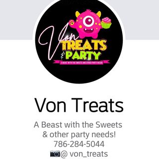 Live Remote with Von Treats and Party