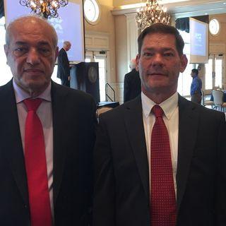 Cyrus Force CEO John Naimi & PPD Editor Richard Baris