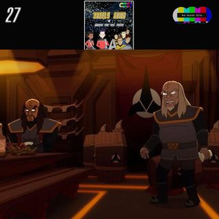 27. Star Trek: Lower Decks 2x09 - weJ Duj