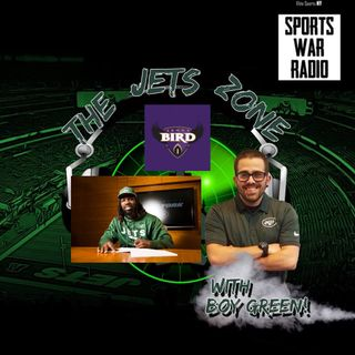 The Jets Zone: CJ Mosley FULL breakdown with Baltimore Ravens Insider