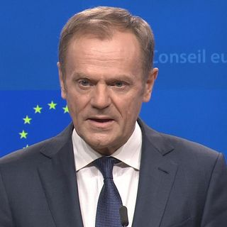 Donald Tusk sparks row for 'special place in hell' attack on Brexiteers