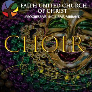 Choir - Swingin with the Saints