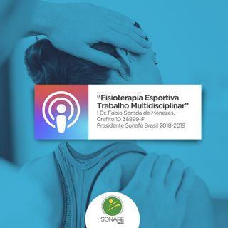 Podcast Fisioterapia Esportiva Trabalho Disciplinar