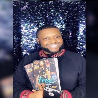 Endie Fiya LIVE with Urban Fiction Author ~ Vee Cole