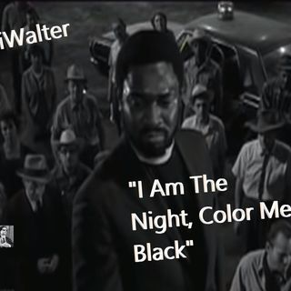 iWalter Show - I am the night, color me black