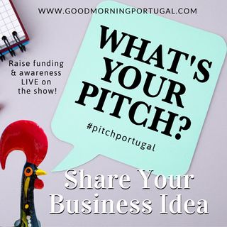 Pitch Portugal: Share Your Business Idea on 'The Cockerel's Coop'!