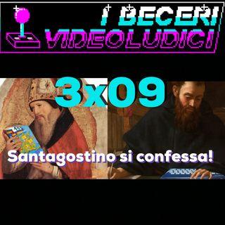 3x09 - Santagostino si confessa!