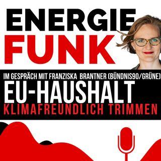 E&M ENERGIEFUNK -  EU-Haushalt klimafreundlich trimmen - Podcast für die Energiewirtschaft