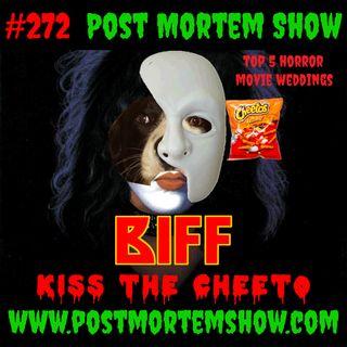 e272 - Kiss the Cheeto (Top 5 Horror Movie Weddings)