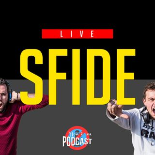 LIVE Podcast #1: SFIDE