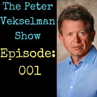"""The Peter Vekselman Show: Episode 001 """"The Real Estate Investing Guru."""""""