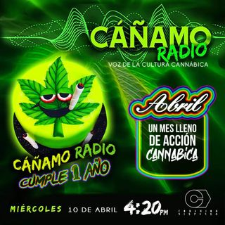 Cañamo Radio Emision 44