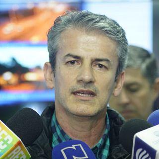 El Director Carlos García informa resultados plan de acción ola invernal, mayo 14