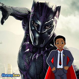Black Panther - Sleep Story (EJ)