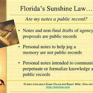 Florida Blocks COVID-19 Information From the Public