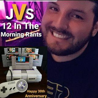Episode 125 - Super Nintendo 30th Anniversary (Top 10 SNES Games)