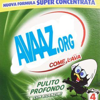 Avaaz come lava