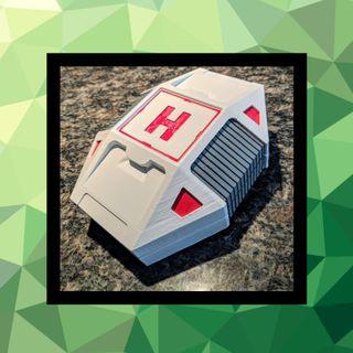 9 - Prohibido usar el emblema de la Cruz Roja