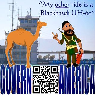 Govern America | August 21, 2021 | Mostly-Peaceful Taliban