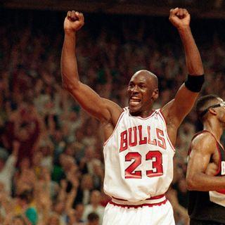Federico Buffa racconta Michael Jordan