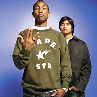 Produced By Pharrell/Neptunes - Mix 1