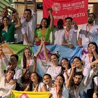 Javeriana Cali # 1 en el Solar Decathlon 2019