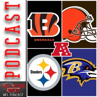 Play-Action Podcast 007: NFL Preview AFC North