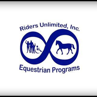 Rebekah Recker  with Riders Unlimited, Inc.