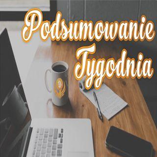 #PT 11.08.2019 PODSUMOWANIE TYGODNIA - CELE ZMIANY STATYSTYKI PATRONITE KONKURS  NA KANALE BITCOIN FENIKS