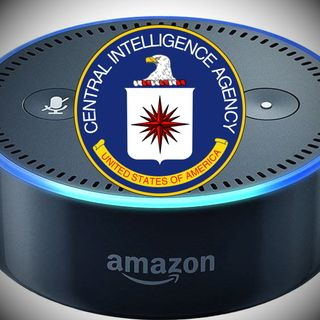 """Alexa, are you working for the CIA?"""