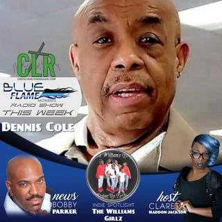 Blue Flame Radio - Dennis Cole