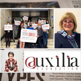 Sonia Ostrica   Gender gap e diritti negati - 1 aprile 2021