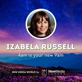 Izabela Russell: 4am Is Your New 9am