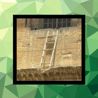 1 - La escalera inamovible de Jerusalén