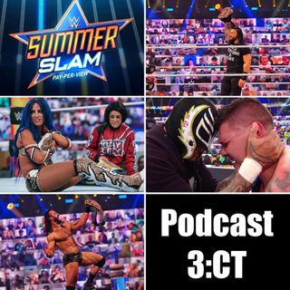 Jim's SummerSlam Review - August 24, 2020